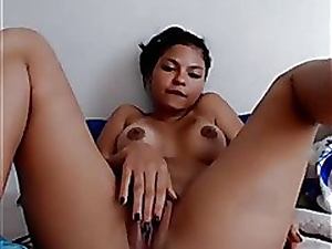 FingerIng With an increment of Creamy Orgasm 121