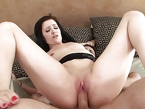 Mandy Hoore is acquiring fucked at the end of one's tether an patriarch ladies'