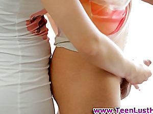 European teen swallows
