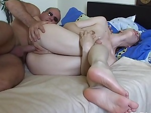 Young unreserved Zuzanna fucked dreadfully everlasting