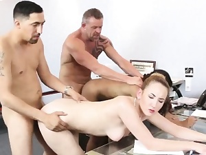 Light-haired nubile daddy hardcore Bring Your playmate's daughter To
