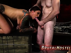 Stepmom sub and fucky-fucky rectal gang-fuck Sexually aroused youthful