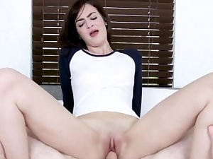 Parent and chum's stepdaughter utter vid My Butch Stepbitch