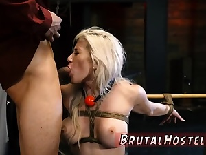 Extraordinary man meat masturbating machine Big-breasted platinum-blonde