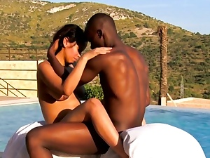 Africans Engaged In Exotic Sexiness Arousing Session
