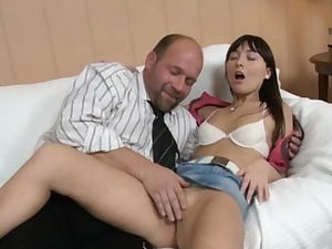 Meat rocket licking enjoyments from wonderful russian perfection
