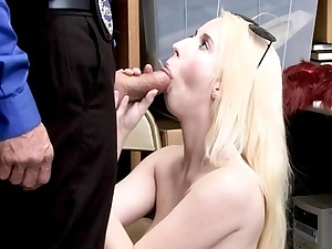 Sumptuous barely legal Darcie Belle gets poked from behind