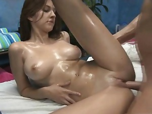 Hot ill-lighted pet gets the brush pussy fucked part6
