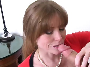 MILF Darla with an increment of Riley has a lesbo shot one's fluke